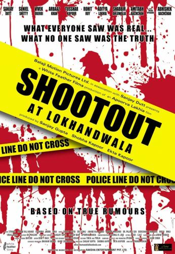 Перестрелка в Локандвале / Shootout at Lokhandwala (2007) онлайн