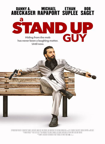 Реальные парни / A Stand Up Guy (2016) онлайн
