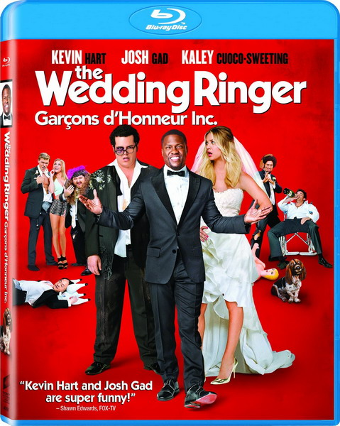 Шафер напрокат / The Wedding Ringer (2015) онлайн